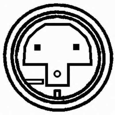 Датчик частоты вращения колеса HELLA 6PU 009 106-351 - изображение 1