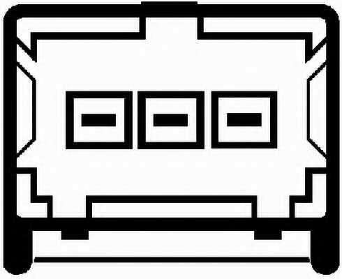 Датчик положения распредвала HELLA 6PU 009 163-041 - изображение 1