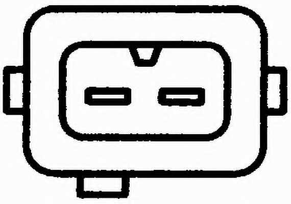 Датчик импульсов HELLA 6PU 009 163-531 - изображение 1