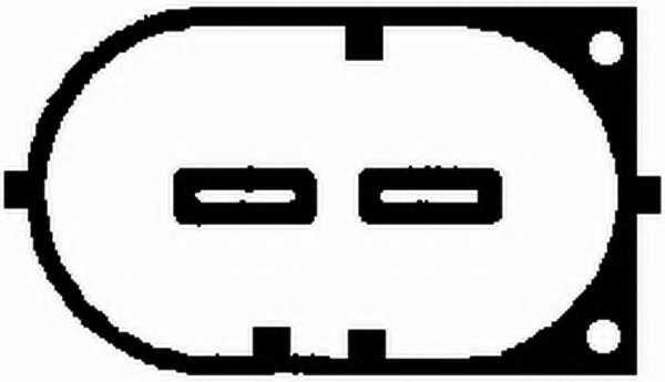 Датчик импульсов HELLA 6PU 009 163-961 - изображение 1
