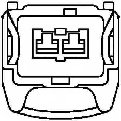 Датчик частоты вращения колеса HELLA 6PU 010 039-311 - изображение 1