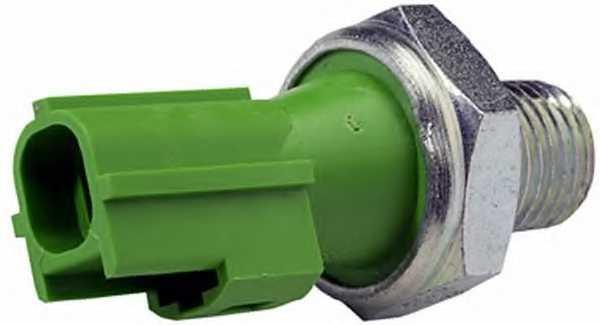 Датчик давления масла HELLA 6ZL 009 600-081 - изображение