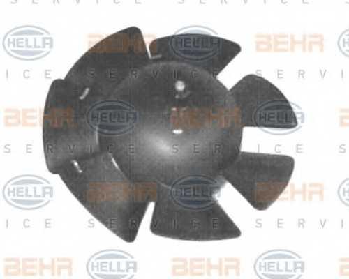 Вентилятор салона HELLA 8EW 009 160-301 - изображение