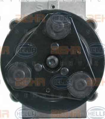 Компрессор кондиционера для FORD GALAXY, TRANSIT <b>HELLA BEHR SERVICE Version ALTERNATIVE 8FK 351 113-691</b> - изображение 1
