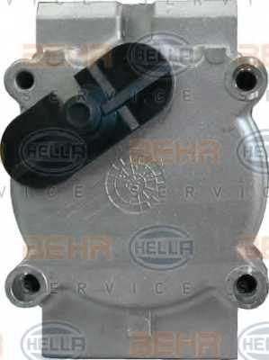 Компрессор кондиционера для FORD GALAXY, TRANSIT <b>HELLA BEHR SERVICE Version ALTERNATIVE 8FK 351 113-691</b> - изображение 2