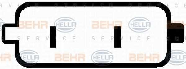 Компрессор кондиционера для FORD GALAXY, TRANSIT <b>HELLA BEHR SERVICE Version ALTERNATIVE 8FK 351 113-691</b> - изображение 6