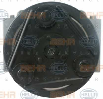 Компрессор кондиционера для FORD MONDEO(BAP,BFP,BNP,GBP) <b>HELLA BEHR SERVICE Version ALTERNATIVE 8FK 351 113-731</b> - изображение 1