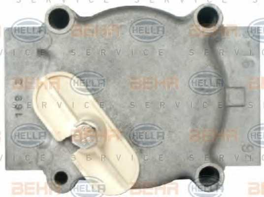 Компрессор кондиционера для FORD MONDEO(BAP,BFP,BNP,GBP) <b>HELLA BEHR SERVICE Version ALTERNATIVE 8FK 351 113-731</b> - изображение 2