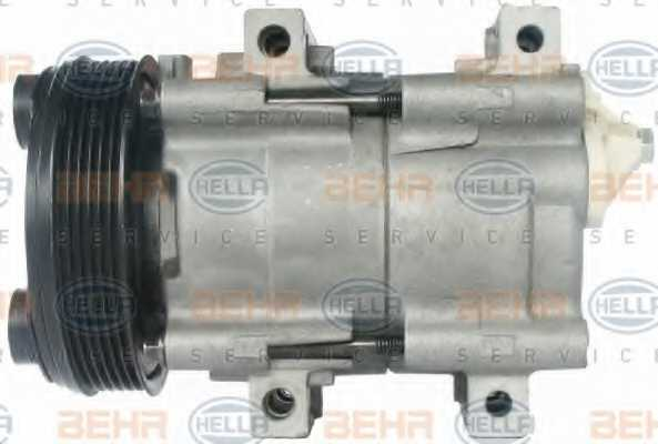 Компрессор кондиционера для FORD MONDEO(BAP,BFP,BNP,GBP) <b>HELLA BEHR SERVICE Version ALTERNATIVE 8FK 351 113-731</b> - изображение 3
