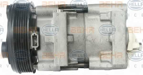 Компрессор кондиционера для FORD MONDEO(BAP,BFP,BNP,GBP) <b>HELLA BEHR SERVICE Version ALTERNATIVE 8FK 351 113-731</b> - изображение