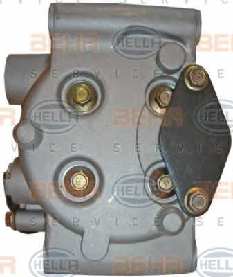 Компрессор кондиционера для FORD FIESTA, FOCUS, FUSION, TOURNEO CONNECT, TRANSIT CONNECT / MAZDA 2 <b>HELLA BEHR SERVICE Version ALTERNATIVE 8FK 351 113-811</b> - изображение 2