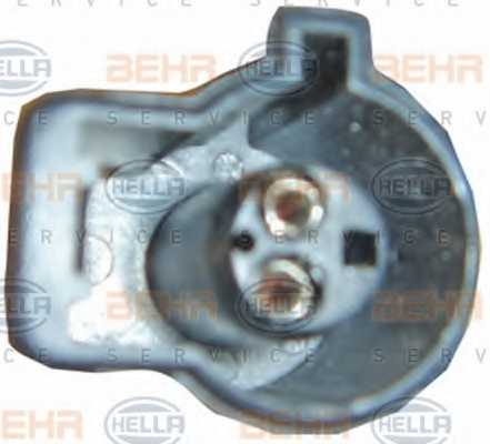 Компрессор кондиционера для FORD FIESTA, FOCUS, FUSION, TOURNEO CONNECT, TRANSIT CONNECT / MAZDA 2 <b>HELLA BEHR SERVICE Version ALTERNATIVE 8FK 351 113-811</b> - изображение 4