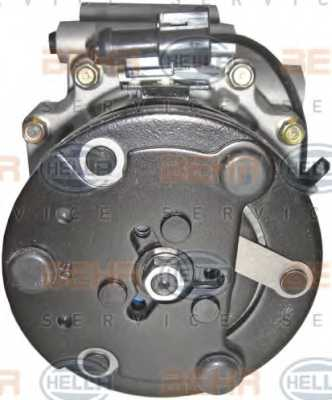 Компрессор кондиционера для FORD MONDEO(B4Y,B5Y,BWY), TRANSIT <b>HELLA BEHR SERVICE Version ALTERNATIVE 8FK 351 113-901</b> - изображение 1