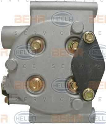 Компрессор кондиционера для FORD MONDEO(B4Y,B5Y,BWY), TRANSIT <b>HELLA BEHR SERVICE Version ALTERNATIVE 8FK 351 113-901</b> - изображение 2