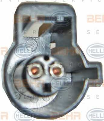 Компрессор кондиционера для FORD MONDEO(B4Y,B5Y,BWY), TRANSIT <b>HELLA BEHR SERVICE Version ALTERNATIVE 8FK 351 113-901</b> - изображение 4