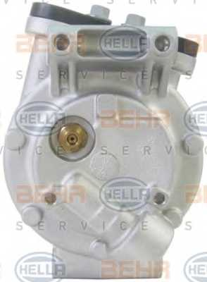 Компрессор кондиционера для FORD C-MAX(DM2), FOCUS(DA#) / VOLVO C30, S40(MS), V50(MW) <b>HELLA BEHR SERVICE Version ALTERNATIVE 8FK 351 113-961</b> - изображение 2