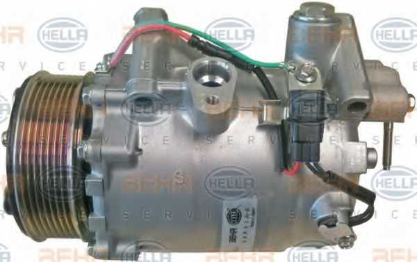 Компрессор кондиционера для HONDA CR(RE) <b>HELLA BEHR SERVICE Version ALTERNATIVE 8FK 351 121-541</b> - изображение