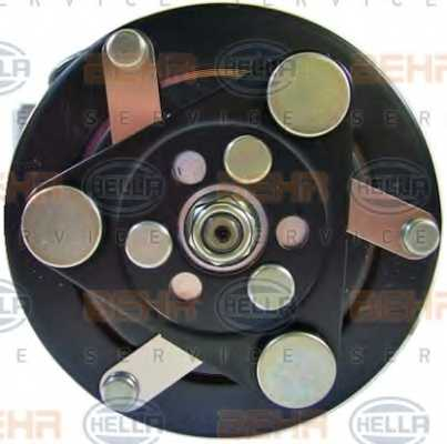 Компрессор кондиционера для HONDA CIVIC(FA, FK,FD,FN) <b>HELLA BEHR SERVICE Version ALTERNATIVE 8FK 351 121-551</b> - изображение 1
