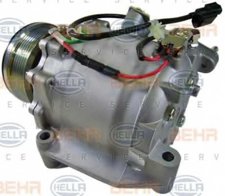 Компрессор кондиционера для HONDA CIVIC(FA, FK,FD,FN) <b>HELLA BEHR SERVICE Version ALTERNATIVE 8FK 351 121-551</b> - изображение 7