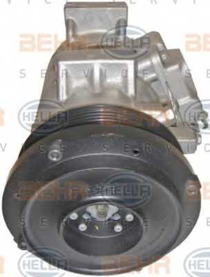 Компрессор кондиционера для TOYOTA AURIS, AVENSIS, COROLLA, VERSO <b>HELLA BEHR SERVICE Version ALTERNATIVE 8FK 351 125-651</b> - изображение 1