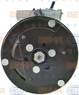 Компрессор кондиционера для HONDA JAZZ(GD) <b>HELLA BEHR SERVICE Version ALTERNATIVE 8FK 351 322-941</b> - изображение 1