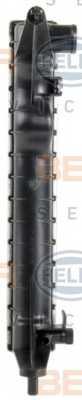 Радиатор охлаждения двигателя HELLA 8MK 376 718-651 - изображение 2