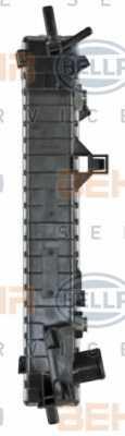Радиатор охлаждения двигателя HELLA 8MK 376 771-211 - изображение 2