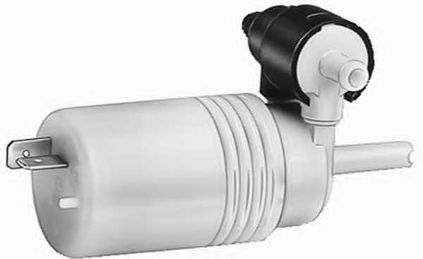 Водяной насос стеклоочистителя HELLA 8TW 005 206-011 - изображение