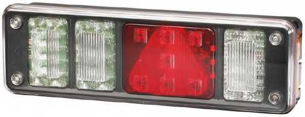 Рассеиватель, задний фонарь HELLA 9EL 183 432-001 - изображение