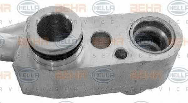 Трубопровод высокого / низкого давления кондиционера HELLA 9GS 351 191-071 - изображение 2
