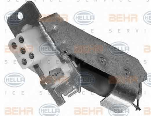 Сопротивление вентилятора салона HELLA 9XX 009 122-021 - изображение
