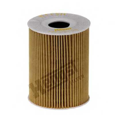 Фильтр масляный HENGST FILTER 2218130000 / E113H D235 - изображение
