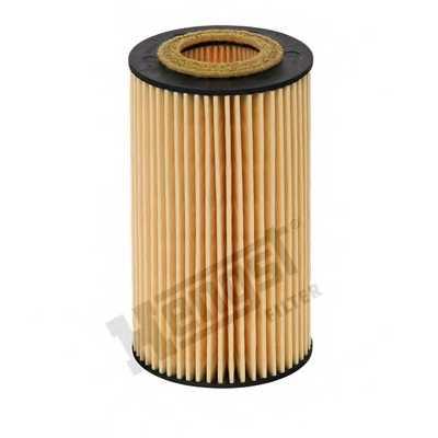 Фильтр масляный HENGST FILTER 1055130000 / E11H D117 - изображение