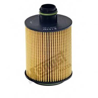 Фильтр масляный HENGST FILTER 2147130000 / E157H D227 - изображение