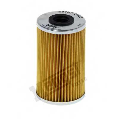 Фильтр топливный HENGST FILTER 391210000 / E91KP D165 - изображение