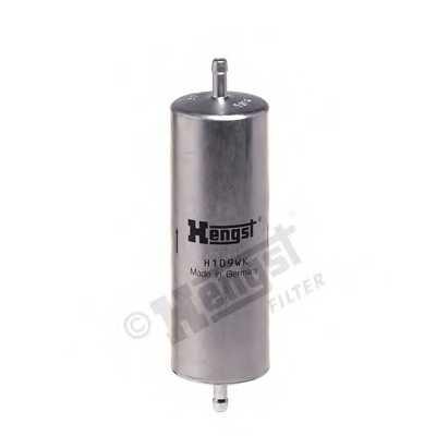 Фильтр топливный HENGST FILTER 462200000 / H109WK - изображение