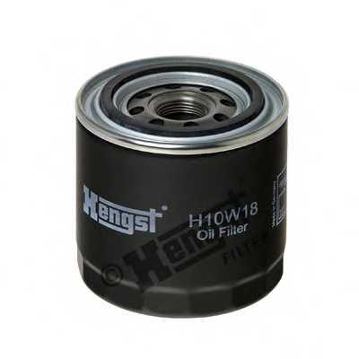 Фильтр масляный HENGST FILTER 1716100000 / H10W18 - изображение