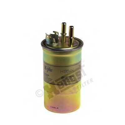 Фильтр топливный HENGST FILTER 661200000 / H139WK - изображение