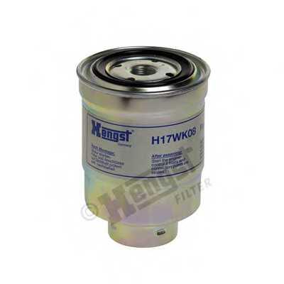 Фильтр топливный HENGST FILTER 772200000 / H17WK08 - изображение