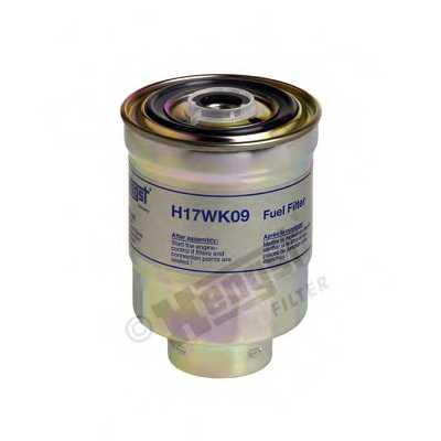 Фильтр топливный HENGST FILTER 773200000 / H17WK09 - изображение