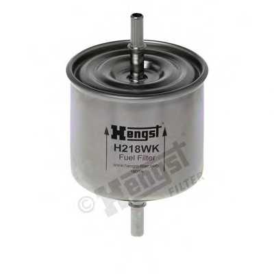 Фильтр топливный HENGST FILTER 1010200000 / H218WK - изображение