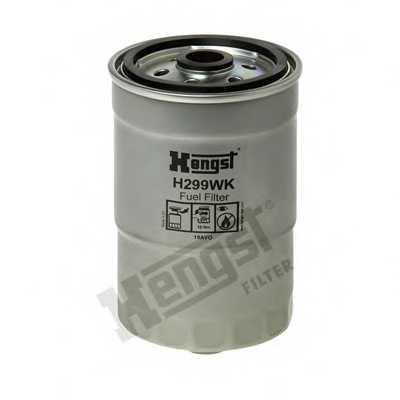 Фильтр топливный HENGST FILTER 1224200000 / H299WK - изображение