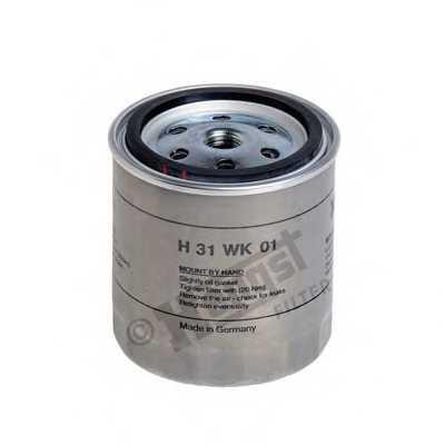 Фильтр топливный HENGST FILTER 180200000 / H31WK01 - изображение