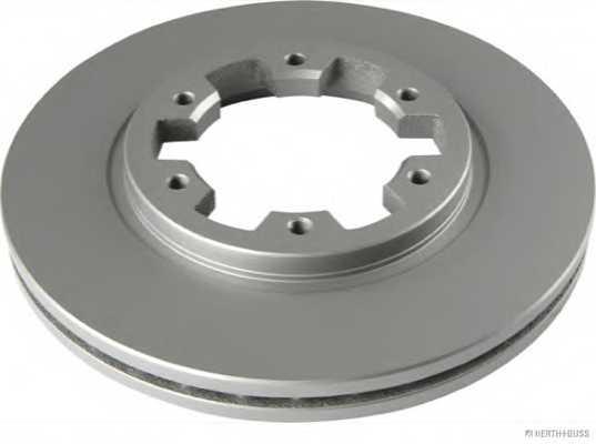Тормозной диск HERTH+BUSS JAKOPARTS J3301044 - изображение