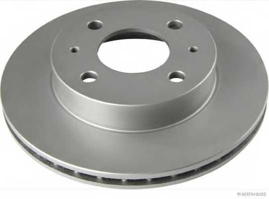 Тормозной диск HERTH+BUSS JAKOPARTS J3301071 - изображение