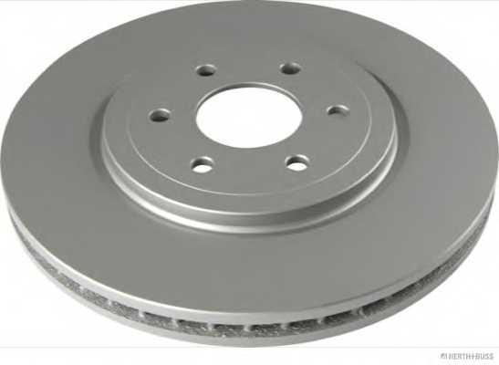 Тормозной диск HERTH+BUSS JAKOPARTS J3301095 - изображение