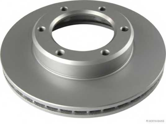 Тормозной диск HERTH+BUSS JAKOPARTS J3302072 - изображение