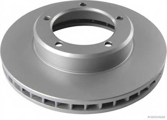 Тормозной диск HERTH+BUSS JAKOPARTS J3302122 - изображение