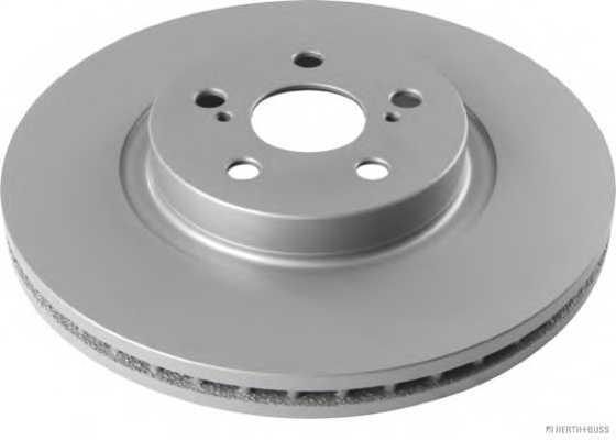 Тормозной диск HERTH+BUSS JAKOPARTS J3302150 - изображение