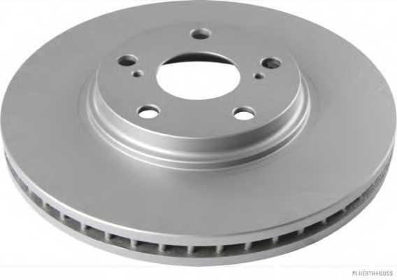 Тормозной диск HERTH+BUSS JAKOPARTS J3302154 - изображение